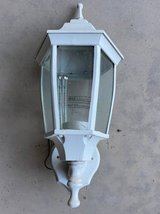 Outdoor wall sconces in Phoenix, Arizona