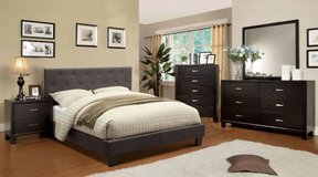 New Queen Charcoal Tufted Bed Frame FREE DELIVERY in Camp Pendleton, California