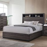 New Gray Queen Bookcase Bed Frame FREE DELIVERY in Camp Pendleton, California