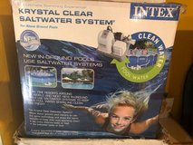 Intex Krystal Clear Saltwater System in Joliet, Illinois