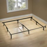 Zinus King Size Bed Frame - New! in Joliet, Illinois
