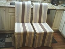 THESE CHAIRS ARE A SET OF 2,PERFECT CONDITION , in Tinley Park, Illinois