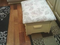 THIS IS A COMBO ITEM ,BENCH ,STORAGE BOX ,STOOL CAN BE USED FOR MANY T in Tinley Park, Illinois