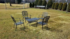 GARDEN ALUMINUM PATIO SET in St. Charles, Illinois