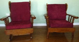 Rocking & Arm Chair - Matching Set in Westmont, Illinois