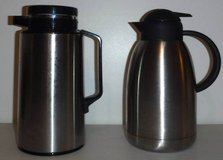Stainless Thermique -OR- The Cellar Hot/Cold Coffee Pot /Bev Carafe in Joliet, Illinois
