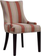 Pulaski Imperial Stripe Upholstered Accent Chair - New! in Aurora, Illinois
