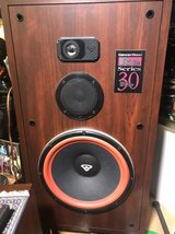 Cerwin Vega Vintage RE-30 Speakers in St. Charles, Illinois