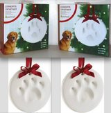 New! Set of 2 Pet Christmas Ornament Making Kits in Orland Park, Illinois