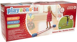 New! Balance Blox Beginner Slackline Agility Training System Ages: 3+ in Orland Park, Illinois
