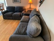 Couch and Loveseat from Room & Board in St. Charles, Illinois