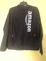 Amazon Logo Windbreaker size S in Aurora, Illinois
