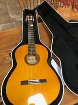 Yamaha classical guitar in Houston, Texas