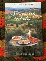 Cookbook: Savoring Italy by Williams-Sonoma Staff (2005, Paperback) in Plainfield, Illinois