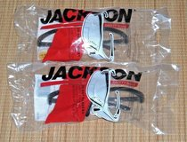 NEW 2 Pc Jackson 30-06 Readers Safety Eyewear 19891 Clear Lens Black Frame +2.50 in Plainfield, Illinois