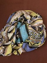 Cynthia Rowley Large Colorful Scarf Wrap 70x25 in in Plainfield, Illinois