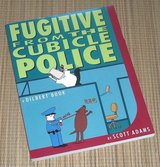 Vintage 1996 Dilbert Fugitive from the Cubicle Police Comic Book Soft Cover in Morris, Illinois