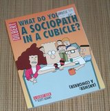 Vintage 2002 Dilbert What Do You Call A Sociopath In A Cubicle Comic Book Soft Cover in Morris, Illinois