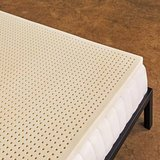 Pure Green 3 Inch Twin Size Natural Latex Firm Mattress Topper - New! in Joliet, Illinois