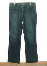 Coldwater Creek Boot Cut Denim Jeans Womens 12 in Morris, Illinois