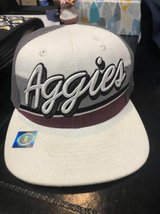Gray Aggies Hat in Baytown, Texas