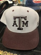Gray Texas A&M Hat in Baytown, Texas