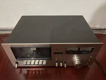 KENWOOD KX-530 STEREO CASSETTE TAPE DECK in Travis AFB, California