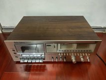 MCS 3570 MODULAR COMPONENT SYSTEMS STEREO CASSETTE TAPE DECK in Travis AFB, California