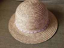New cute straw hat with beading for girls in Oceanside, California