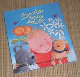 Smile Baby Smile Over Sized Hard Cover Book w Dust Jacket in Morris, Illinois