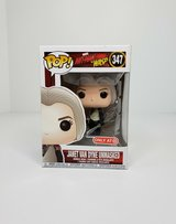 FUNCO POP JANET VAN DYNE UNMASKED ANT-MAN THE WASP #347 in Naperville, Illinois