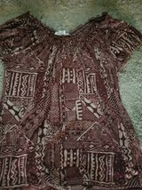 Peasant style stretchy top for ladies in Camp Pendleton, California