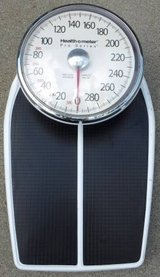 Health O meter Pro Series Mechanical Medical Scale - 400 lb Capacity in Naperville, Illinois