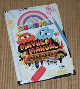 Mayhem Manual The Amazing World of Gumball Hard Cover Book in Morris, Illinois