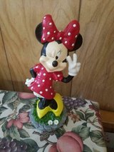 "New 2020 Disney MINNIE MOUSE 8"" Resin Statue / Figurine! MINT in Bellaire, Texas"