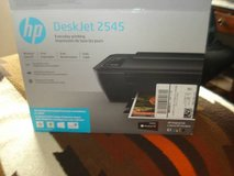 $$ REDUCED HP DESKJET 2545 ALL IN ONE PRINTER - NEW IN BOX in Naperville, Illinois