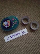 Rare Pochacco tape dispenser,ruler and two rolls of tape in Camp Pendleton, California