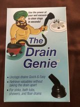 Drain Genie Clear Clogged Drains Retrieve Items Without Chemicals Gree in Naperville, Illinois