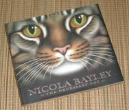 Vintage 1998 First Edition The Necessary Cat Hard Cover Book w Dust Jacket in Plainfield, Illinois