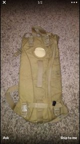 usmc us military wxp 3l 100oz hydration pack carrier system camelbak coyote vgc in Miramar, California