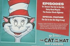 NEW Dr Seuss Cat in the Hat and Friends DVD Daisy Head Mayzie Hoober Bloob Hwy in Chicago, Illinois