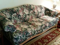 Sofa - solid well built in Joliet, Illinois