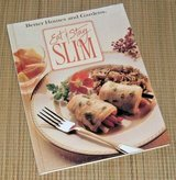 Vintage 1990 Better Homes and Gardens Eat & Stay Slim Hard Cover Diet Cook Book in Chicago, Illinois