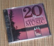 NEW Vintage 1996 Beautiful Music 20 Years CD 101 Strings Orchestra New Age in Plainfield, Illinois