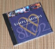 Vintage 1993 Simple Minds Glittering Prize CD in Plainfield, Illinois