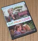 Eat Pray Love DVD Julia Roberts Theatrical Version Extended Cut in Yorkville, Illinois