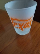 New frosted Texas shot glass in Camp Pendleton, California