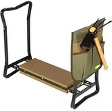 Truly Garden Kneeler / Seat with Cultivator Hoe - New! in Naperville, Illinois