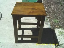 TABLE MISSIION STYLE ALL WOOD RUSTIC in Tinley Park, Illinois