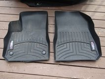 Weather Tech Floor Liners Fits 2016 to 2020 Chevy Malibu  -  Black in Joliet, Illinois